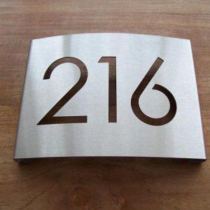Huisnummerborden