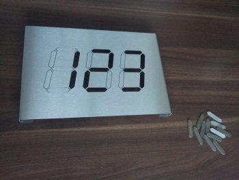 Huisnummer 7 segmenten_digit