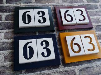 Number2go | De nieuwe trend in huisnummering